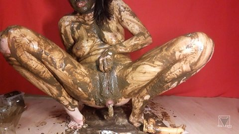 2019 Scat Swallow Xtra Big And Extreme Vomit By Top Babe Lina [2,51 Gb / FHD-1080p] SG-Video -image 7