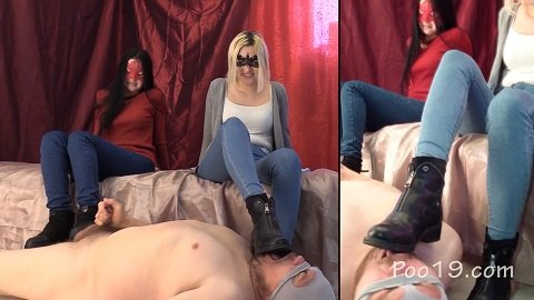MilanaSmelly – Penis doesn't work? You'll eat shit (Poo19.com) 8-11-2019