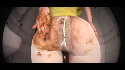 Dirty Betty – MONSTER poop killing my pantyhose from 20.02.2020