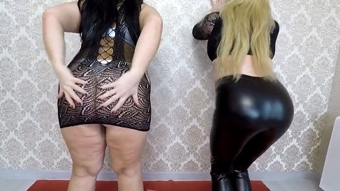 Annalise – Big Ladies Feeds Toilet Slave (09.06.2020)