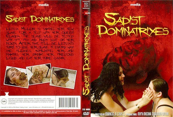SD-157 Sadist Dominatrixes (2008 DVDR)