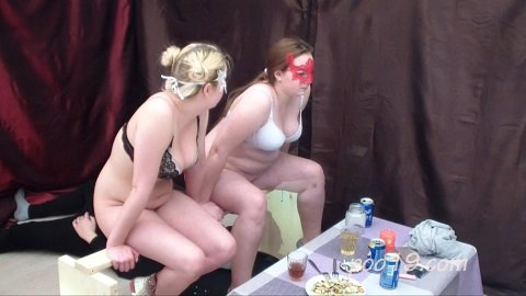 MilanaSmelly – Toilet slave quickly swallows shit of two girls