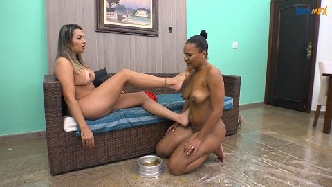 Bia's first scat – Bia Mello, Lisa Black (newmfx.com from 16.07.2020)
