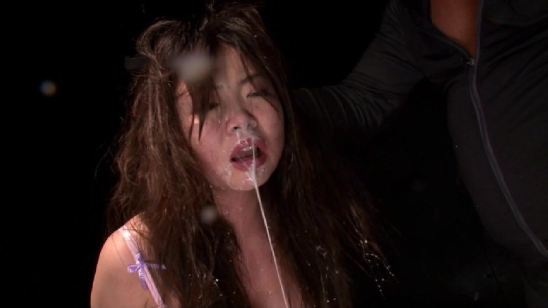 Girl Throat Gagging and Puking (Forced Feed Puke) HD-720p