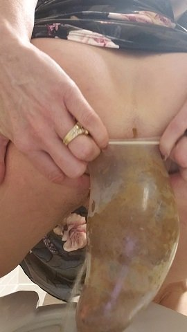 Homemade Poop Video 05
