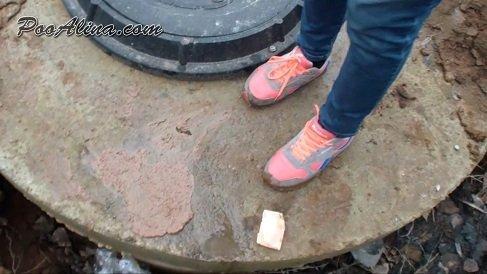 Young Alina – Best Diarrhea Outdoors (PooAlina)