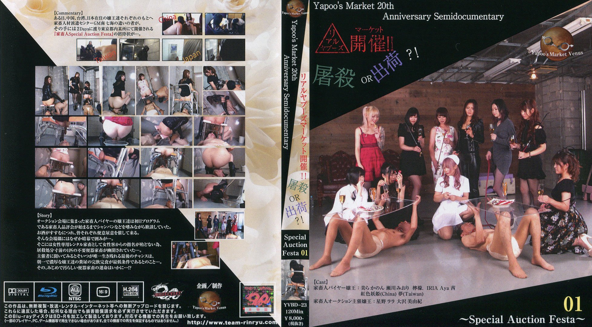 YVBD-23 – Yapoo's Market 20th Anniversary Semidocumentary – BluRay1080p