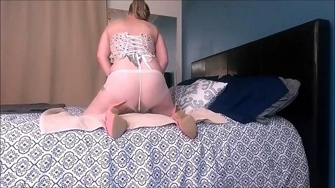 Double Play Pantyhose Shitting (01.10.2020) (Premium user request) Cosmic Girl Summer