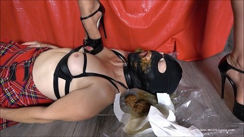 MistressGaia – My Female Full Toilet