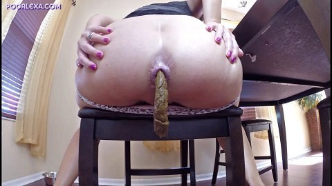 What Goes In Must Come Out (PooAlexa.com) $33.99 (Premium user request) by Poo Alexa