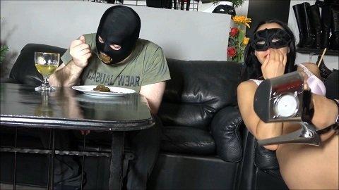 Eating a mountain of shit (mistressgaia.com) MistressGaia
