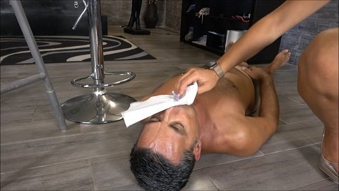 MistressGaia – Toilet training goes on (mistressgaia.com)