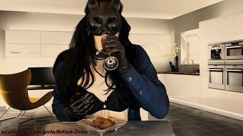 Fetish-zone – Uncultured shit-Breakfast