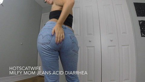 HotScatWife – MILFY Mom Jeans Acid Diarrhea