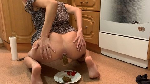 Your dinner on a platter shit (28.12.2020) $23.99 (Premium user request) by Lily