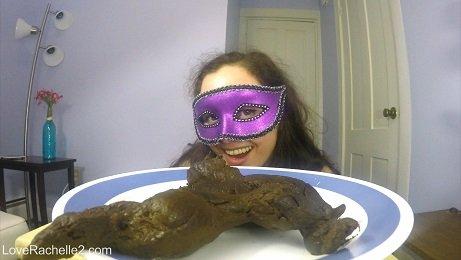 A Good Girl EATS Her SHIT (LoveRachelle2.com on 4K UHD) 29,99$ (Premium Request) by LoveRachelle