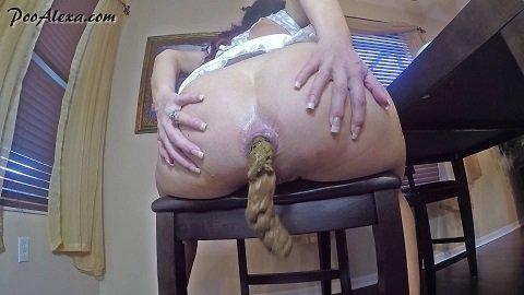 PooAlexa – Pooping At The Table (PooAlexa.com)
