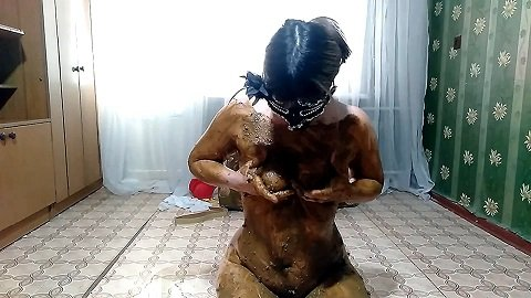 Dirty Olga starts BDSM games (ScatShop.com from 15.02.2021) 31,99$ (Premium User Request) via ModelNatalya94