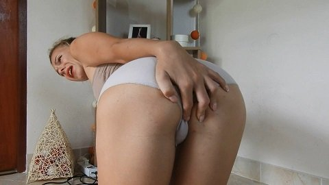 Nasty Panty Poo Fun & Girlfriend Experience (ScatShop.com) 29,99$ (Premium Request) by MissAnja