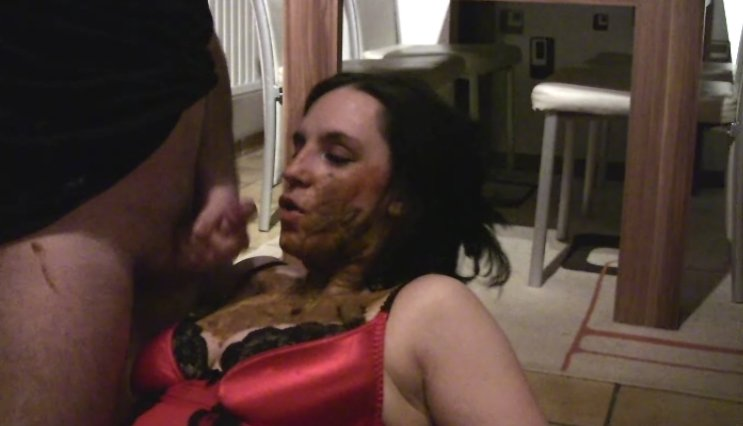 Shitty kisses (27.02.2021) 9.99$ (Premium Request) via Scat Queen Jenny