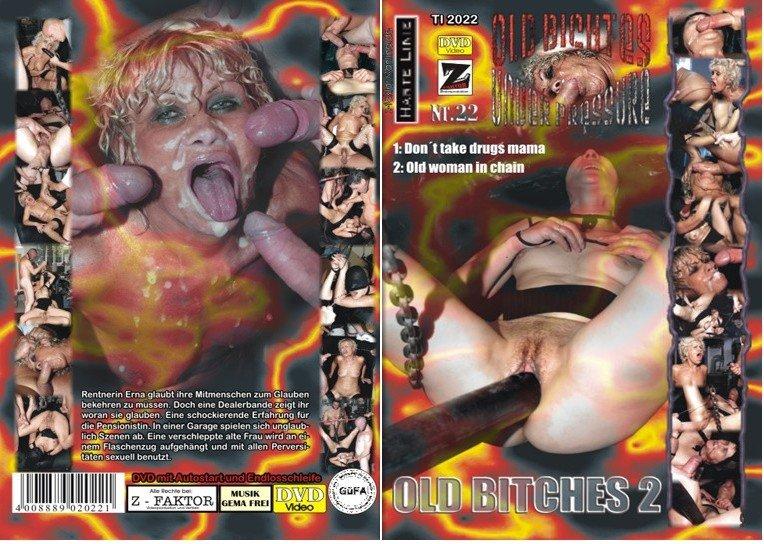 Harte Linie 22 – Old Bitches 2 2006 Z-Factor Medien