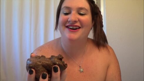 I Love To Eat My Poop! – SamanthaStarfish