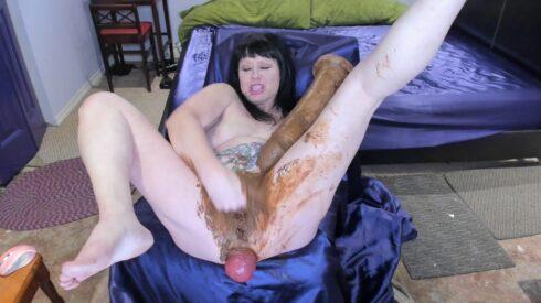 Poop Pussy Fuck - Dirtygardengirl 00002