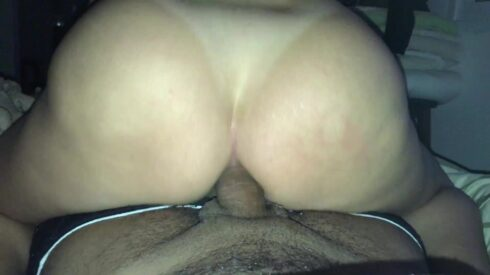Riding With Dirty ANAL CREAMPIE 00001