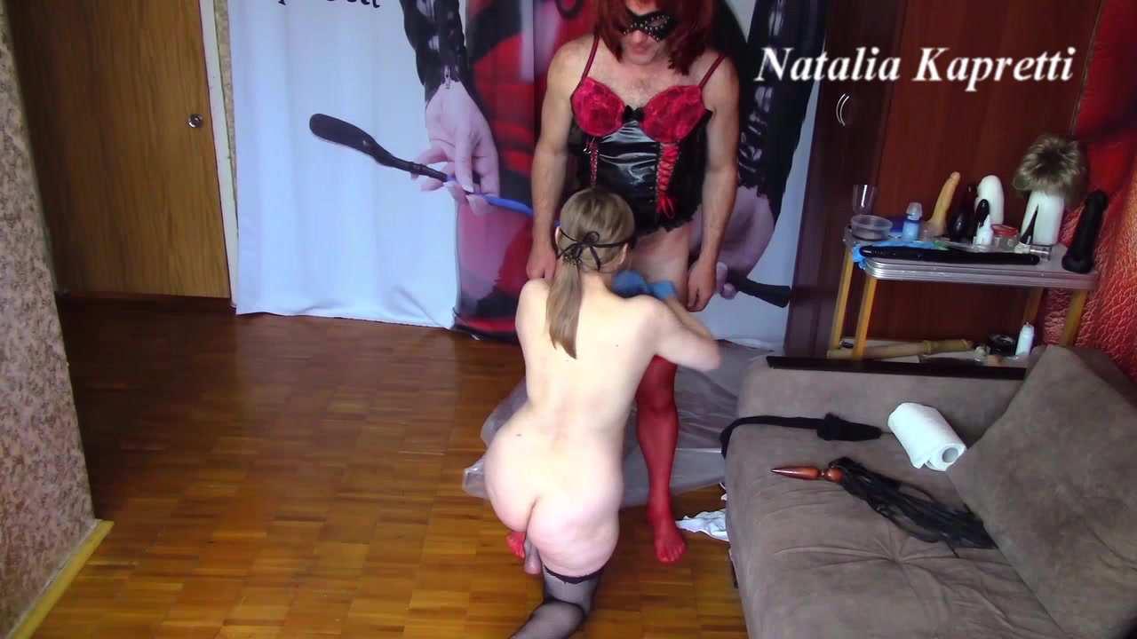 Natalia Kapretti – See you like being shit eating whore