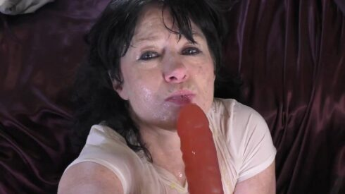 Wet n Messy Gagging 2 - Dirtygardengirl 00002