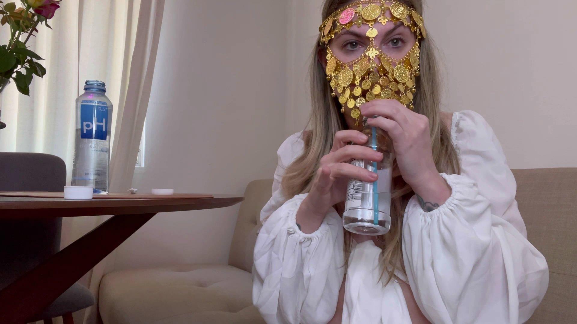 High Priestess of Pants Shitting in video Sophia_Sprinkle (Release date: Apr 25, 2021)