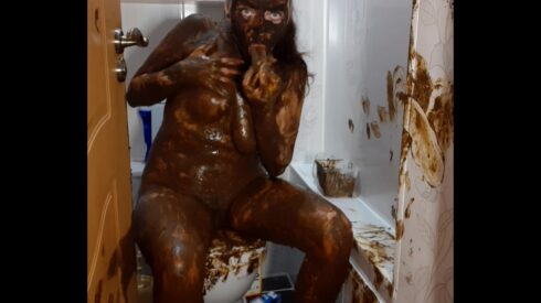 Dirty Toilet Part 2 - ScatLina 00003