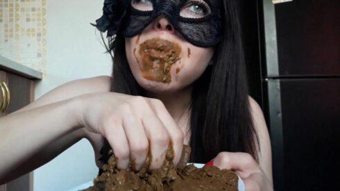 Eat Shit And Fuck Myself - ScatLina 00000