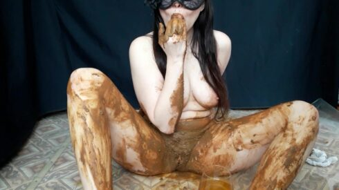 I Eat Again From Pussy - ScatLina 00002