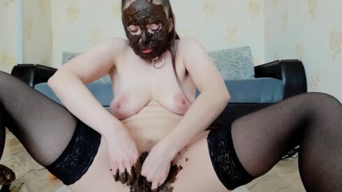 I Shit From Three Holes With 8 Loads - Part 1 - ScatLina 00001