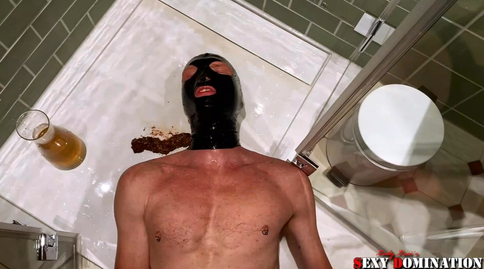 May 11 2021 – The insatiable scat slave (Premium user request by Bert) with Lady Luci 25,99 €