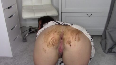 Teacher Upskirt Dirty Farts 00003