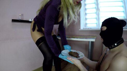 Toilet For Scat Mistress - scatdesire 00002