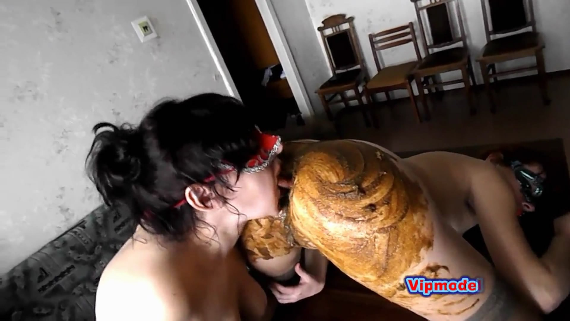 Rimming kv lizhem in mouth, ass part 1 starring in video VipmodelNata