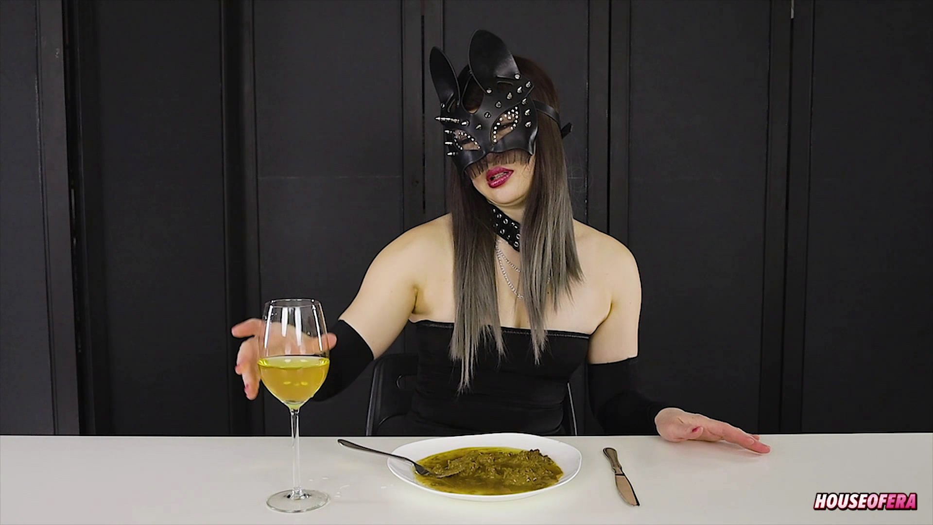 Scat Pee Spitting – Dinner for You starring in video HouseofEra (Release date: May 08, 2021)