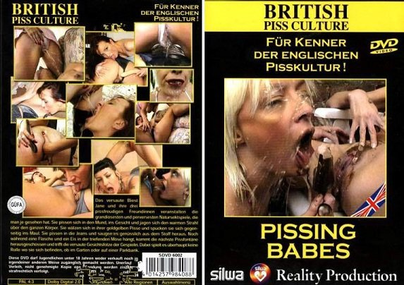 British Piss Culture – Pissing Babes (2004 DVDRip)