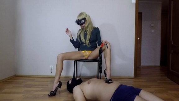 Mistress Emily – Delicious Shit from Gorgeous Goddess ($24.99 ScatShop)