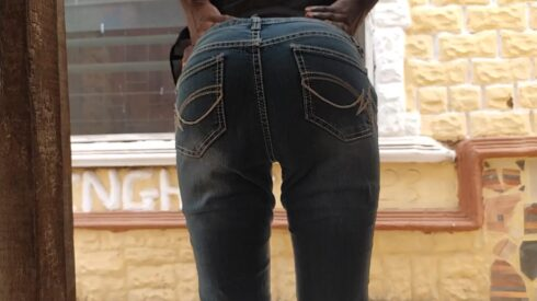 Pinky_Prada - Jeans Pooping And Shit Eating 00001