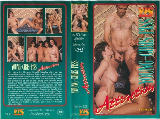 Young-Girls-Piss Attraction (1988)
