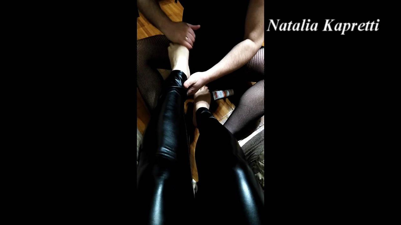 Shit bath, taking care of my body  starring in video Mistress/Natalia Kapretti ($12.99 ScatShop) (Release date: Jun 07, 2021) –  Panty/Jean Pooping