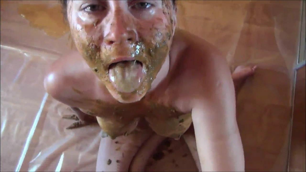 scat couple-dirty deep throat starring in video dirtyscatgirl ($8.99 ScatShop) – Scat