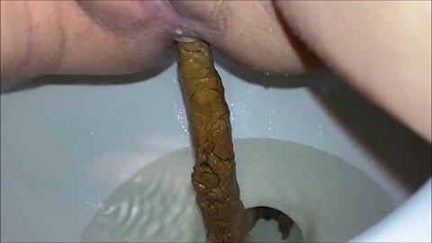 Evakokoro – Toilet shit diary omnibus (ScatShop.com from 27.07.2021)5