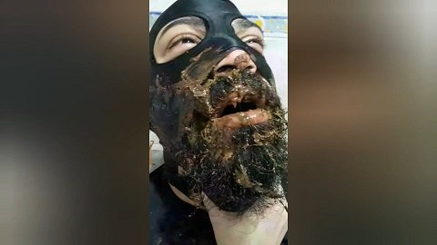 Giant And Long Shit On The Slave's Face (39 $ Premium Request from our Donater) by LadyBiancDirty