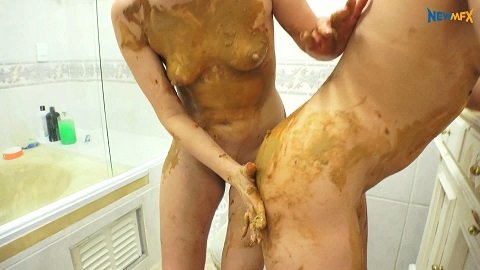 Scat Lesbian Brazil (newmfx.com) Nicole, Mary Luthay