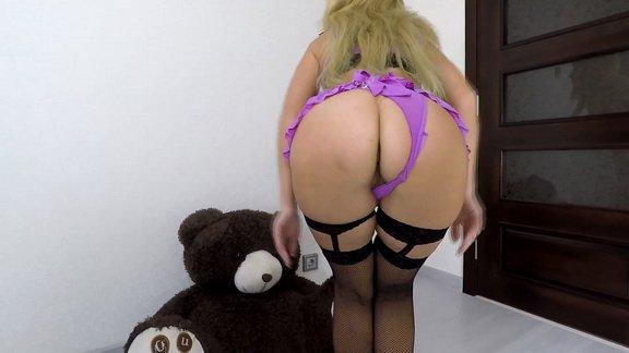 Seductive Poop On Teddy ($14.99 ScatShop)